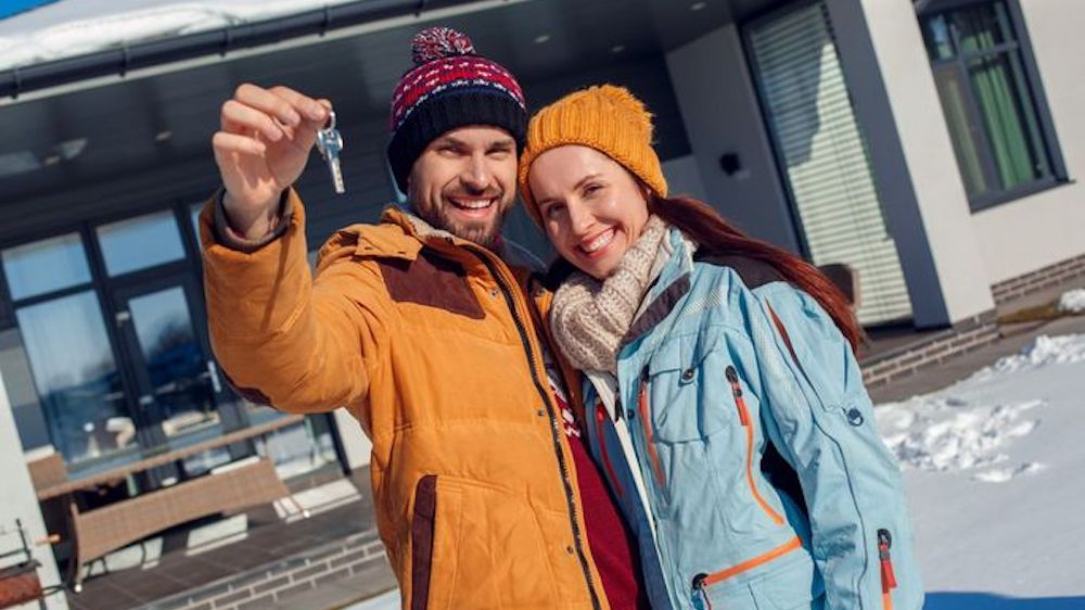 How to buy a house this winter