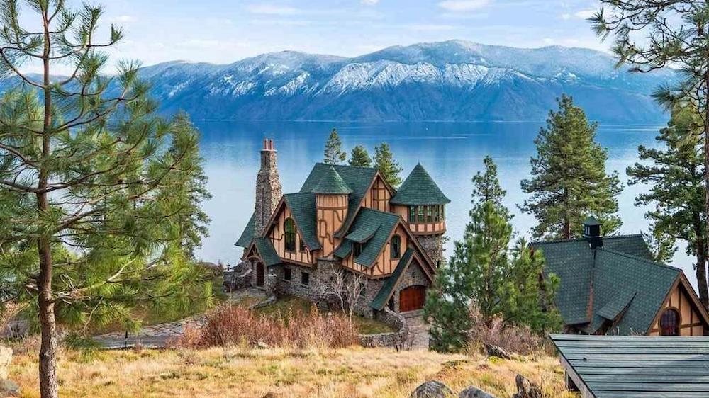 Idaho Storybook home
